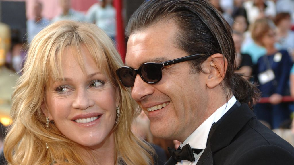 Melanie Griffith y Antonio Banderas tuvieron una hija, Stella del Carmen.