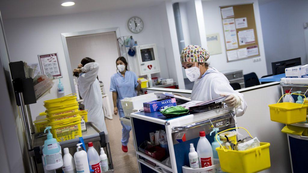 Última hora del coronavirus: Sanidad notifica 79.686 nuevos casos y 762 muertes por covid-19