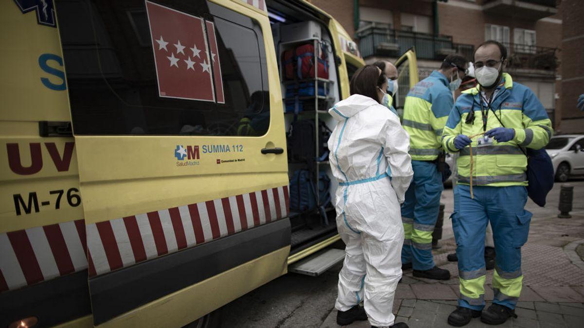 El Gobierno aprobará este martes que el covid sea enfermedad profesional en sanitarios
