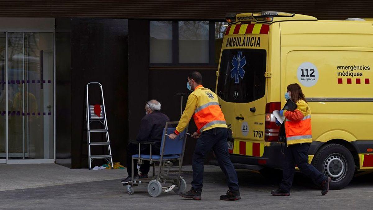 Un centenar de trabajadores del hospital de Mataró da positivo por coronavirus
