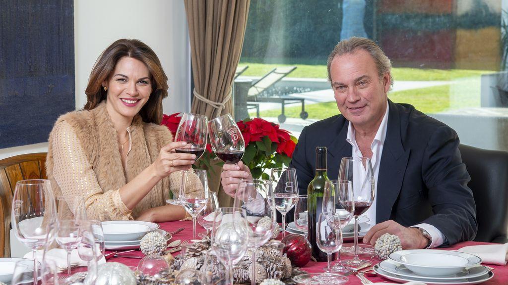 Bertín y Fabiola Osborne habrían celebrado este año sus dos décadas de casados.