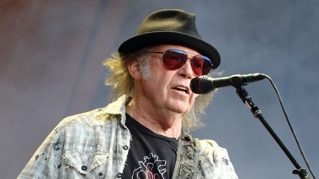 Inédito y grabado en Hawaii en los 80: así será Johnny Island's, el nuevo álbum de Neil Young