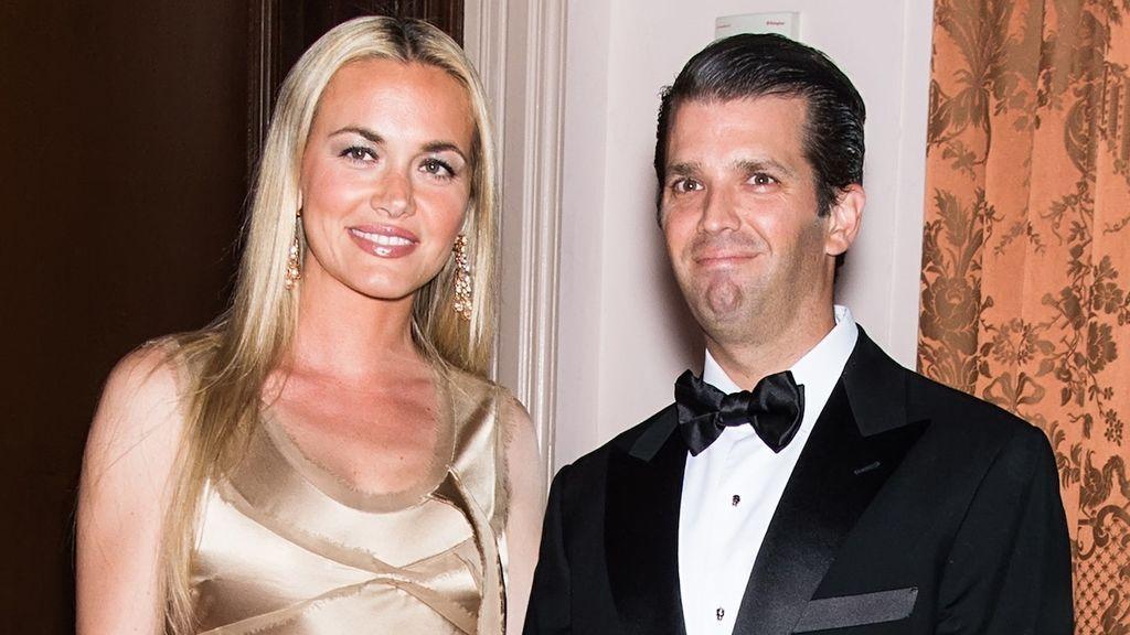 Donald Trump Jr. y Vanessa Trump se casaron en el año 2003.
