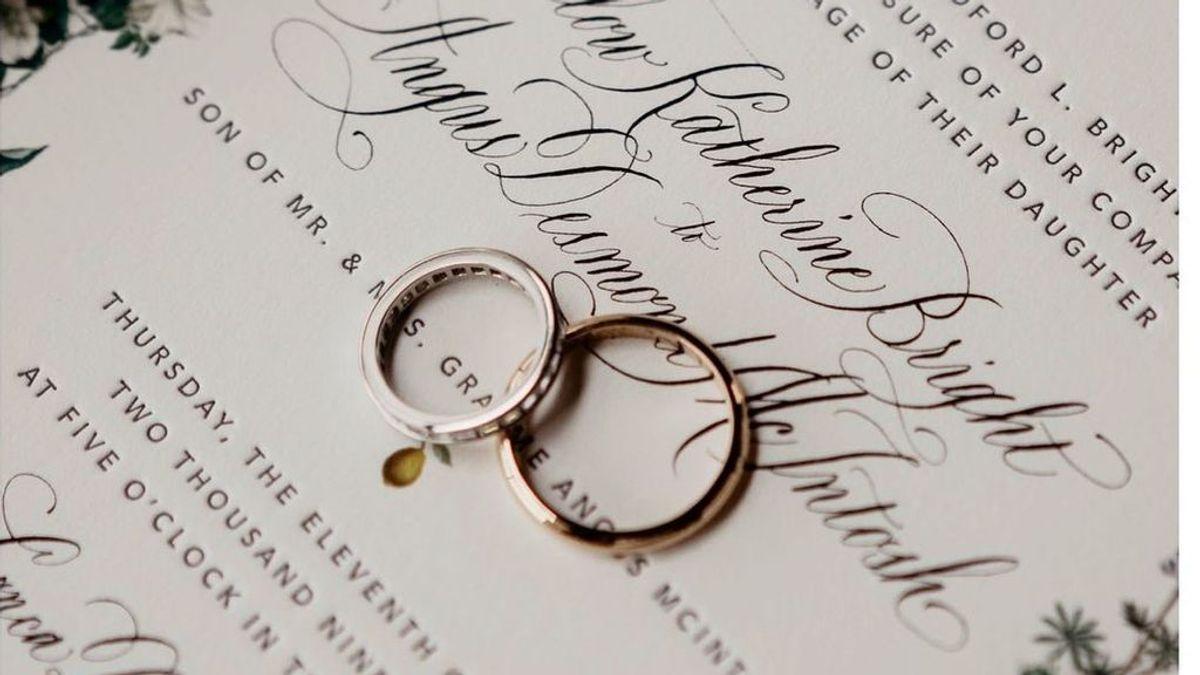 Los estilos más originales para las invitaciones de tu boda: desde lo retro al 'pop up'