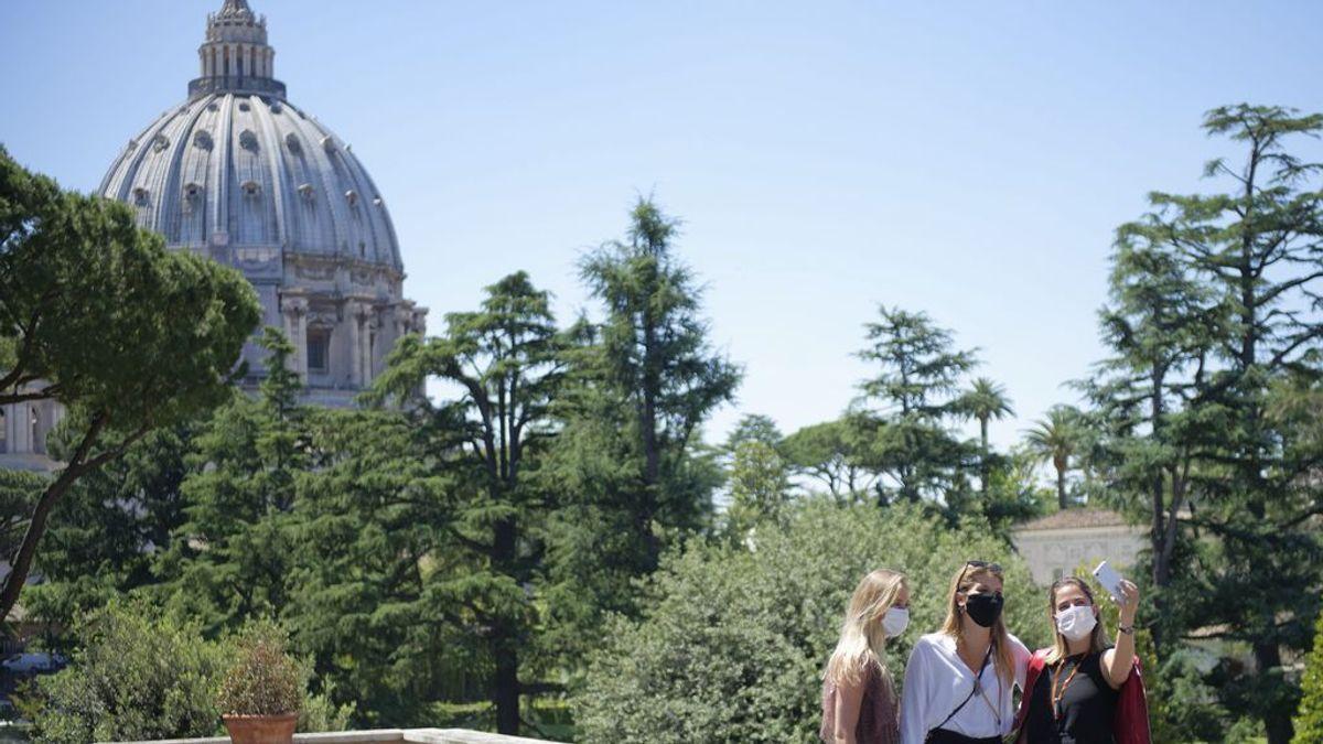 Los museos del Vaticano reabren tras 88 días cerrados por la pandemia de covid