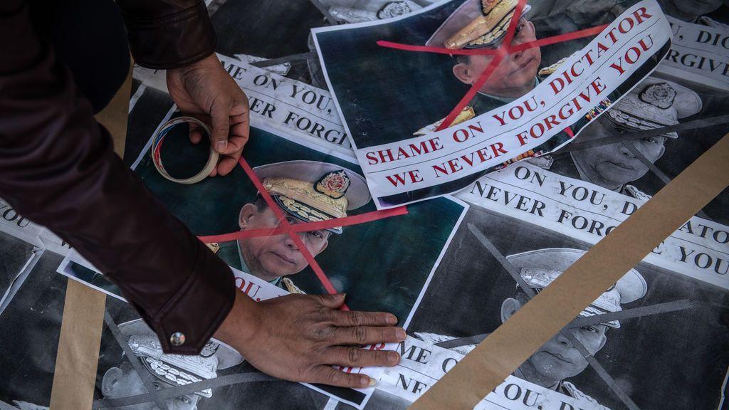 Golpe de estado en Birmania: los militares asumen el poder