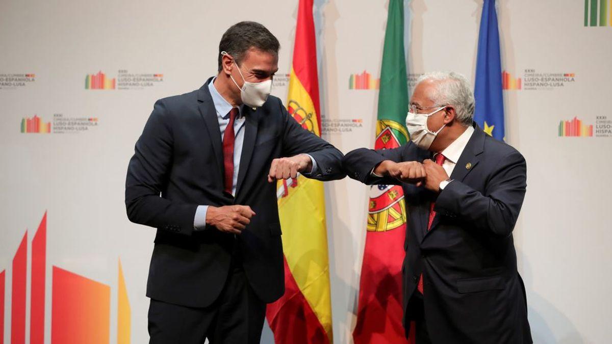 """España ofrece ayuda a Portugal """"dentro de sus posibilidades"""""""