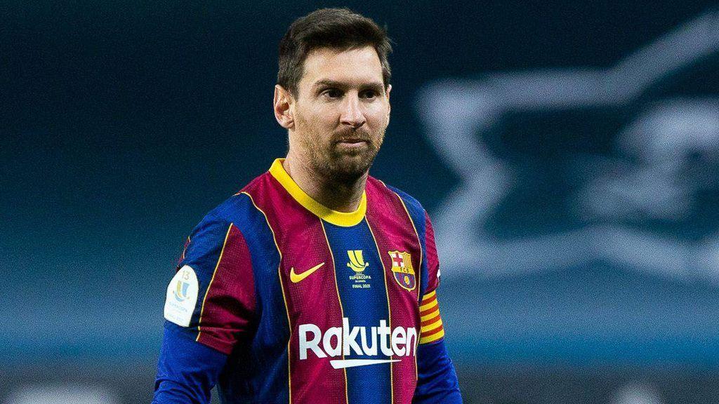 Messi marcó su gol 650 con el Barcelona.