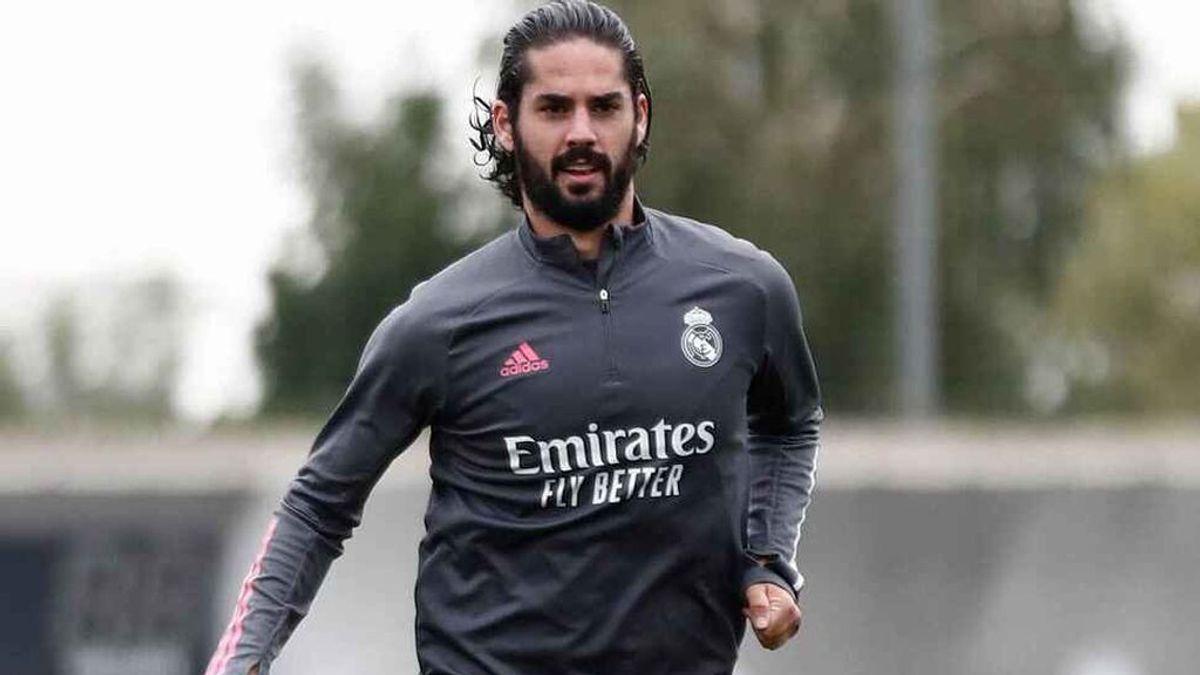 Isco pide irse ya del Real Madrid: el club ve muy complicada su salida en las próximas horas
