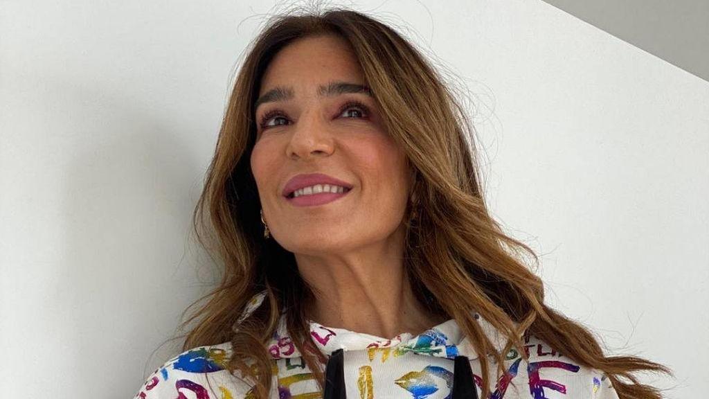 Raquel Bollo posa enamorada de su nieta Junquera, la hija de Manuel Cortés