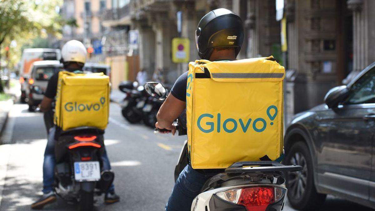 Un videollamada de los responsables de Glovo con 500 repartidores provoca una demanda de UGT