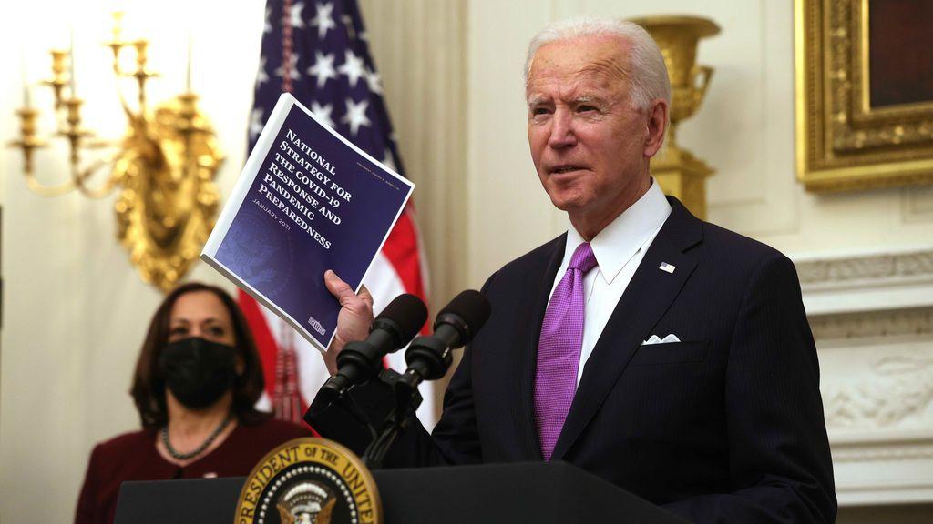El dilema de Biden: buscar una alianza con los republicanos o usar su mayoría en el Congreso