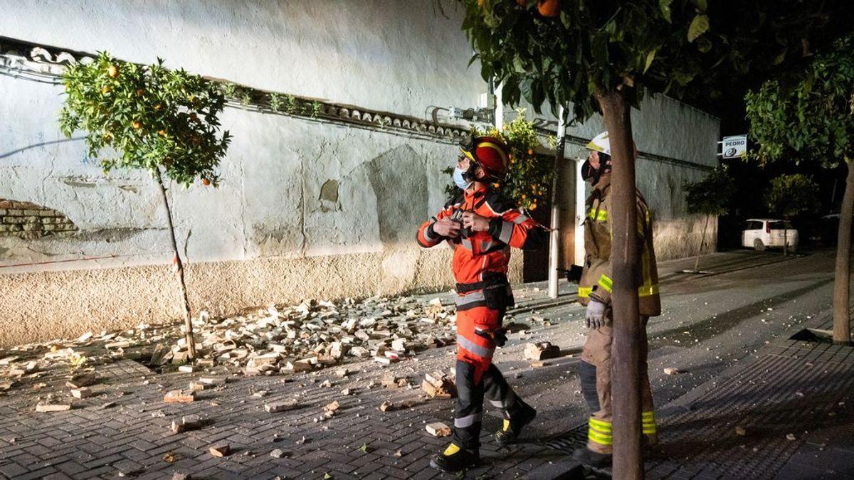 Treintena de temblores de menor magnitud mantienen serie sísmica de Granada