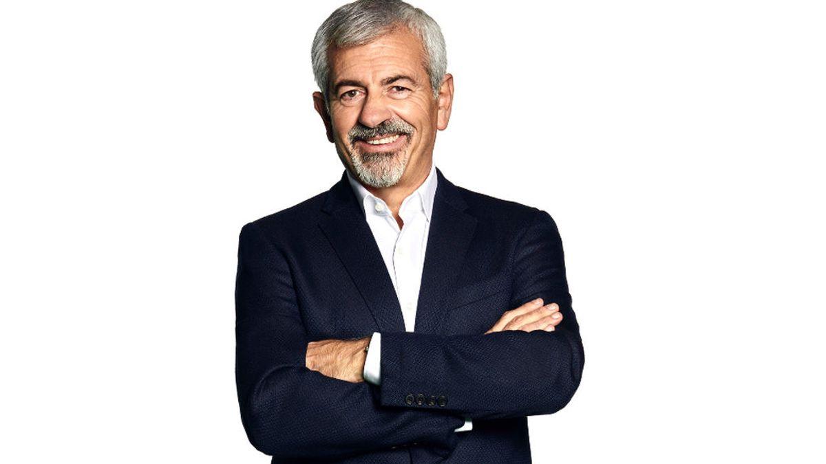 Carlos Sobera presentará 'El precio justo', concurso que regresa a la televisión de la mano de Mediaset España