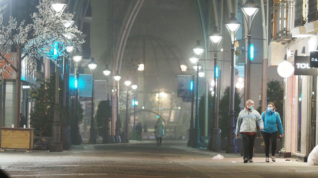 El Tribunal Supremo el adelanto del toque de queda a las 20:00 en Castilla y León