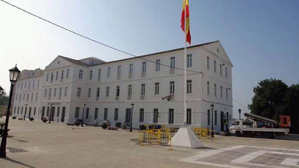 Una imagen del ayuntamiento de San Roque