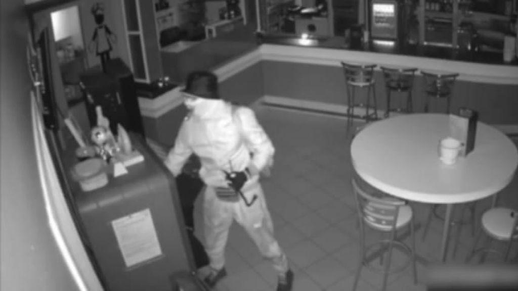 La Guardia Civil investiga a un ladrón experto en artes marciales