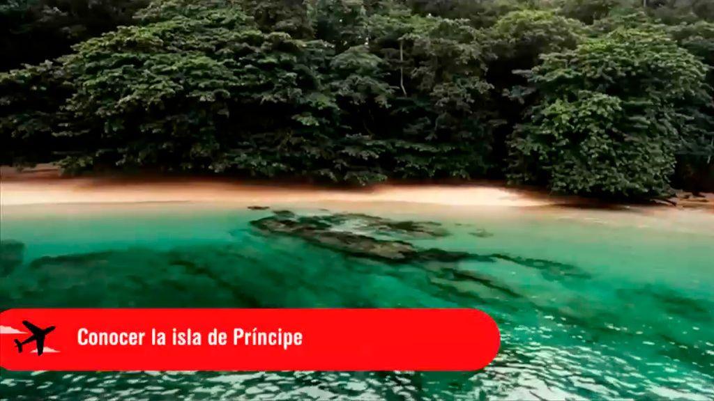 Planes Cuatro: Santo Tomé y Príncipe, Perú y Portugal