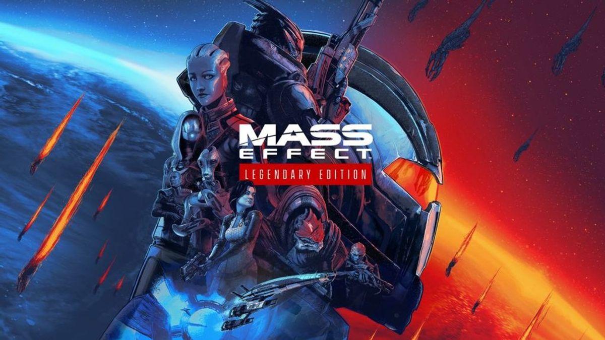 Mass Effect Legendary Edition llegará el 14 de mayo