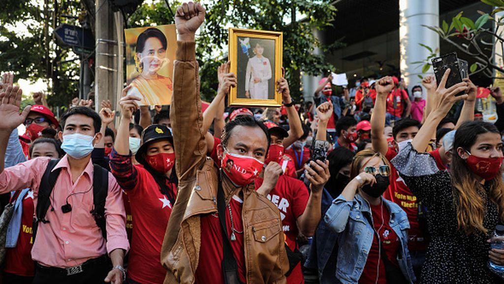 Birmania, el paraíso de la metanfetamina al que beneficia el golpe militar