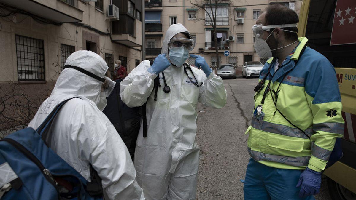 Madrid registra 69 muertos pero los casos de coronavirus bajan a 4.272
