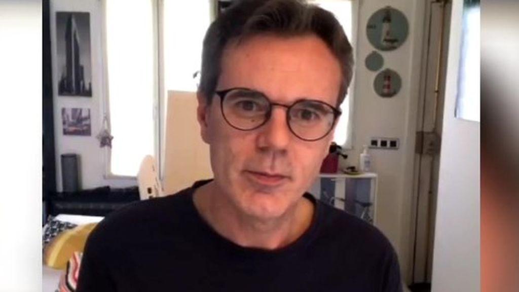 Joana Bonet entrevista a Pedro Vallín