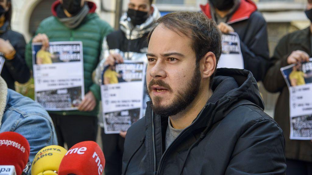 El rapero Hasel, citado a una mesa electoral en Lleida después del plazo para entrar en prisión