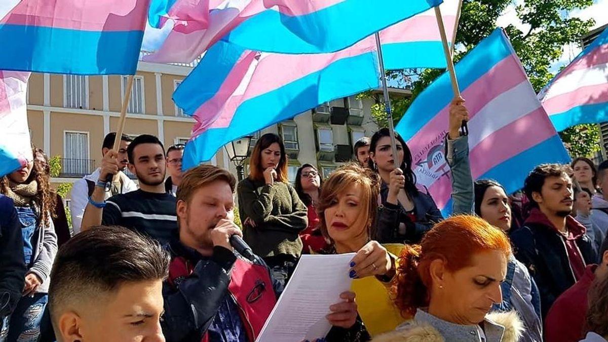 EuropaPress_3191670_colectivos_trans
