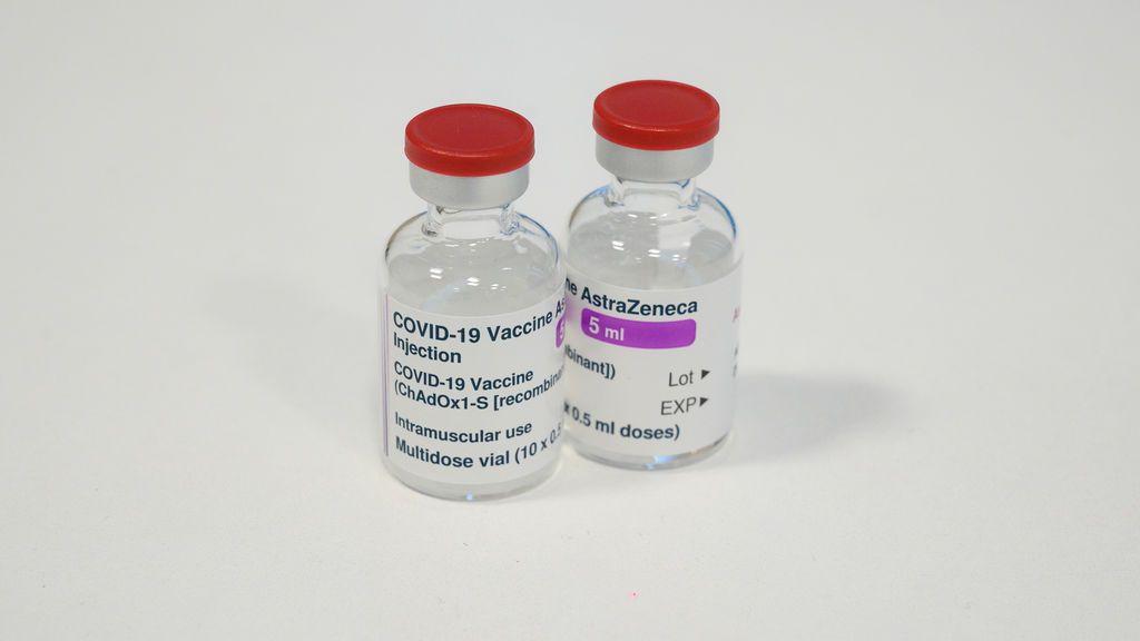La vacuna de AstraZeneca y Oxford: un 76% de eficacia hasta la segunda dosis en 3 meses