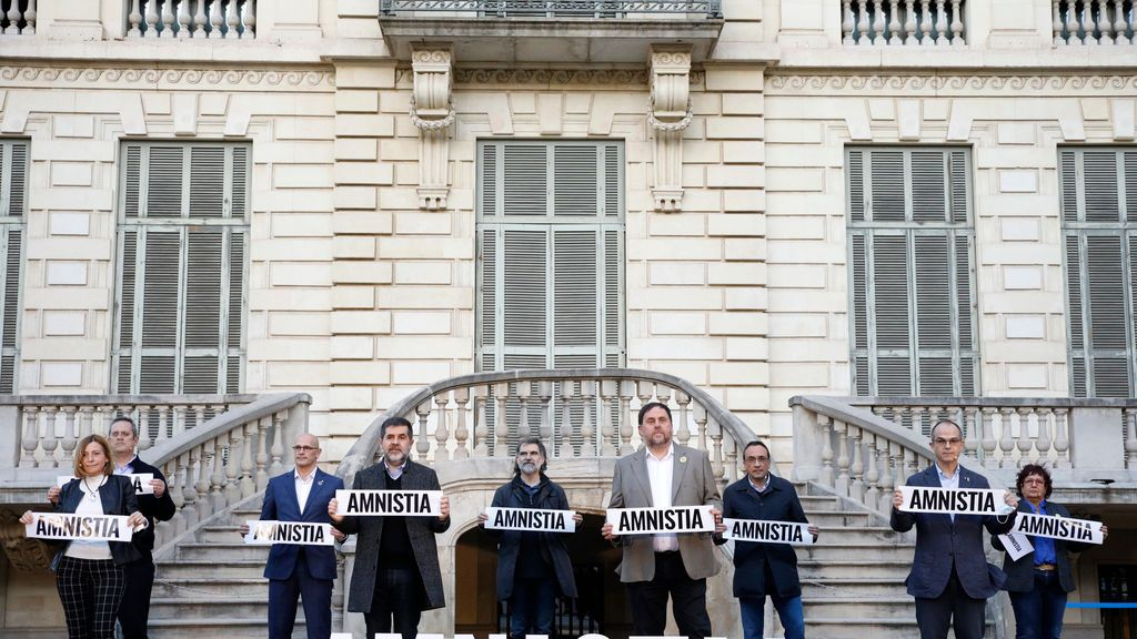 Los condenados del 'procés' no quieren el indulto pero tienen muy difícil rechazarlo