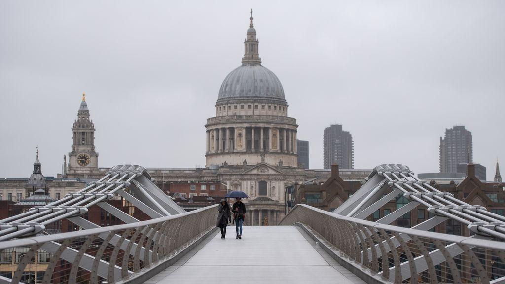 Londres repunte de casos covid