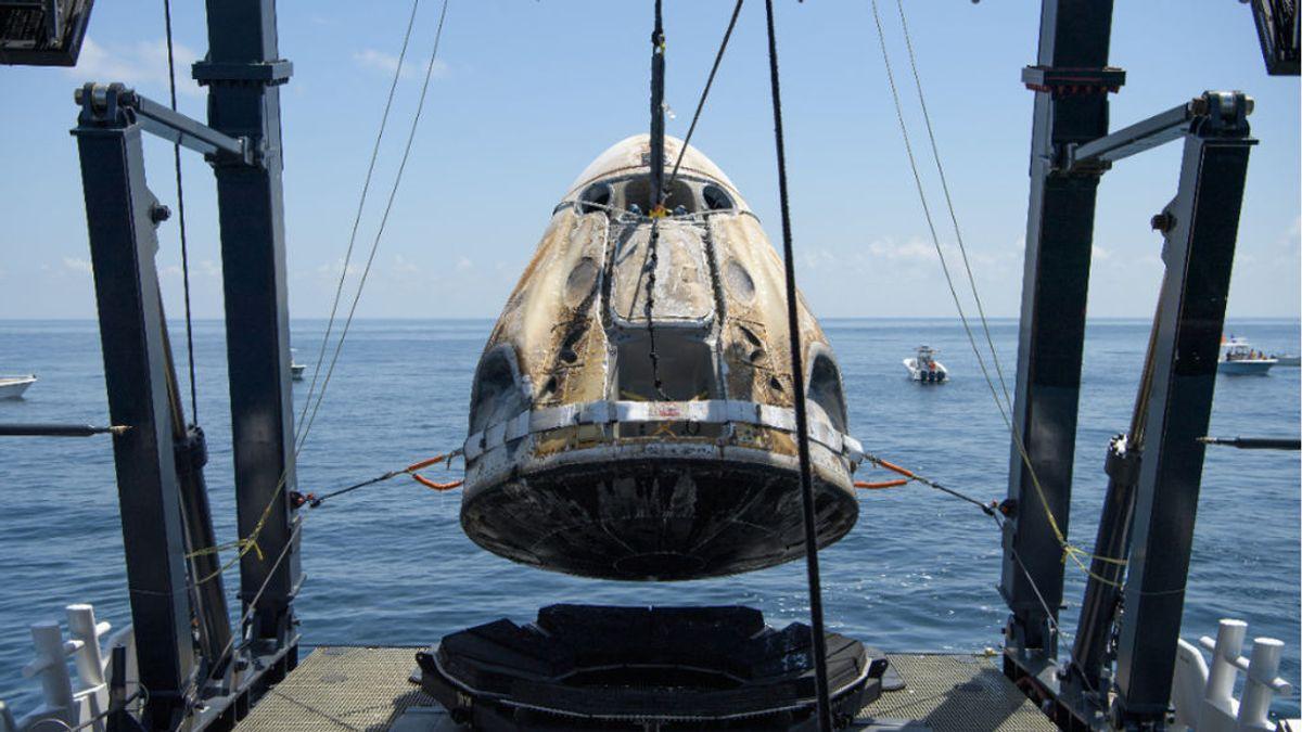 SpaceX anuncia para este año su primer viaje espacial con tripulación íntegramente civil