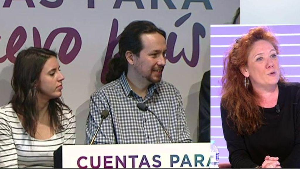 Un informe revela que Pablo Iglesias e Irene Montero utilizan como niñera a la jefa de gabinete de la ministra