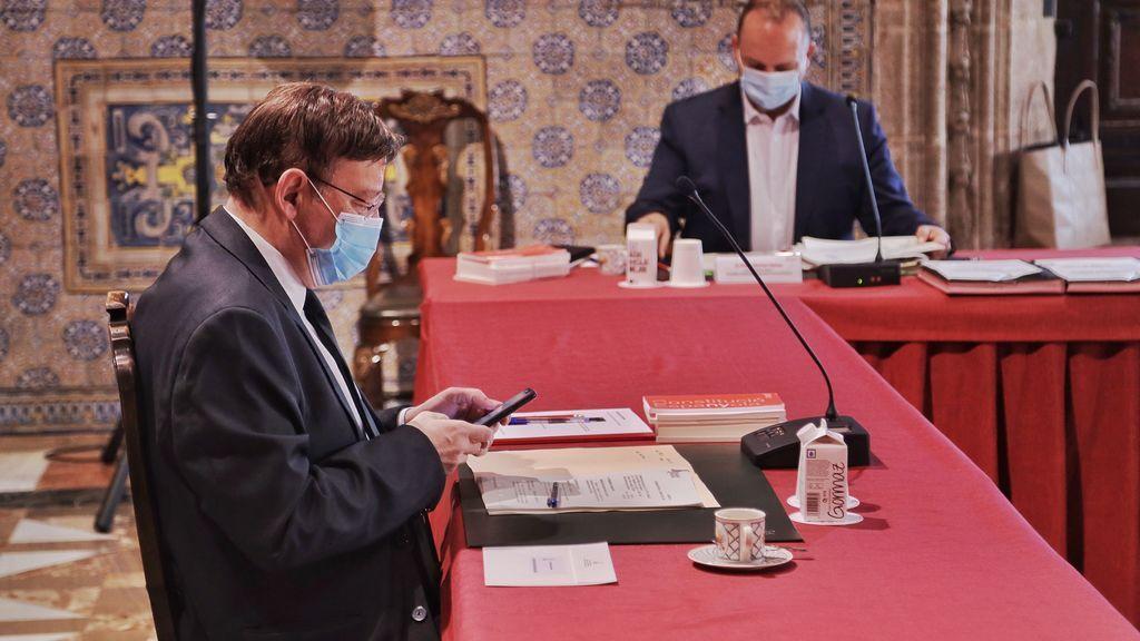 La Generalitat Valenciana ordena el cese de la directora de Salud Pública de Valencia por irregularidades en proceso de vacunación