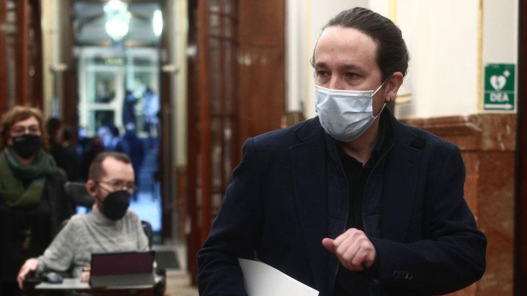 El Supremo rechaza la querella de  Villarejo contra Iglesias por denuncia falsa en el caso Dina