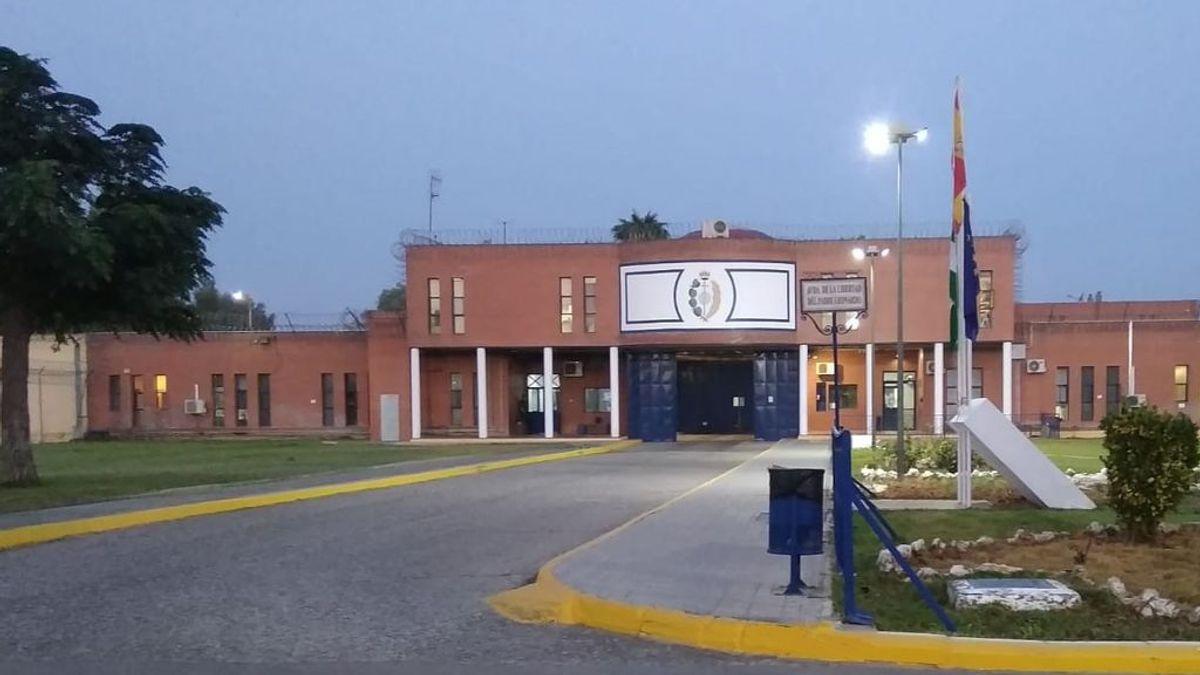 Muere por covid un preso de la cárcel de Sevilla