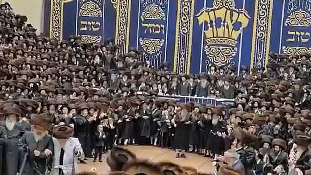 La comunidad judía ortodoxa de Londres sigue en riesgo y podría estar propagando el coronavirus