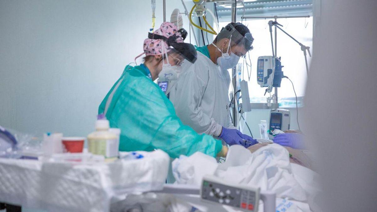 Un muerto cada 13 minutos en la Comunidad Valenciana, 112 en la últimas 24 horas y supera los 5.000 en toda la pandemia