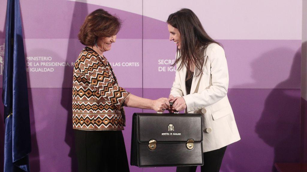El Gobierno aclara que el borrador de la ley Trans es solo la propuesta de Igualdad, con los postulados de Podemos