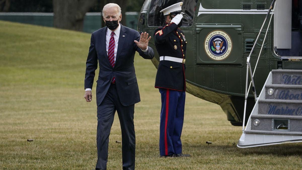 Biden abre la puerta a la vuelta al acuerdo nuclear si Irán cumple su parte