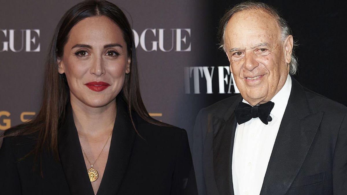 """Tamara Falcó recuerda a su padre en el día de su cumpleaños: """"Te echo de menos"""""""
