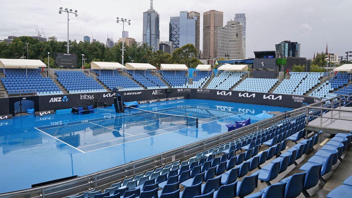Confinados 14 días los tenistas del Open de Australia: un trabajador del hotel da positivo por coronavirus