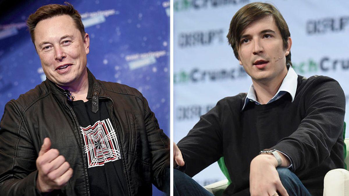 Una charla entre Elon Musk y Tenev, CEO de Robinhood, impulsa a Clubhouse, la red social de audio
