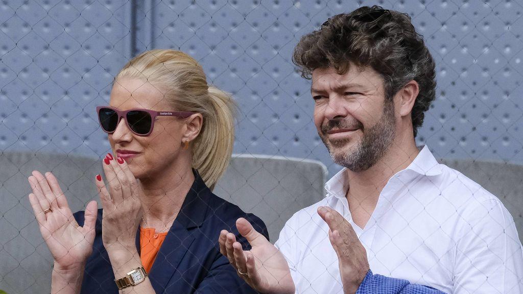 """Anne Igartiburu y Pablo Heras se separan tras cinco años de matrimonio: """"Nos queremos un montón"""""""