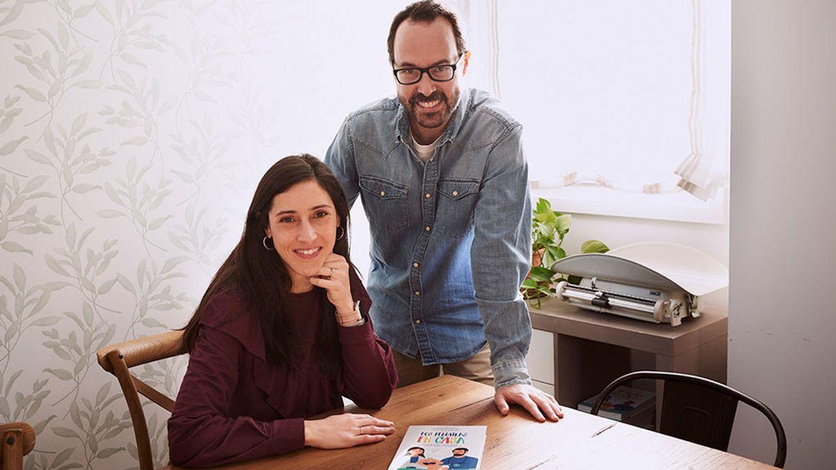 """""""Ser padre no te hace ser mejor pediatra, pero sí entender mejor ciertas cosas"""": El secreto del éxito de 'Dos pediatras en casa'"""