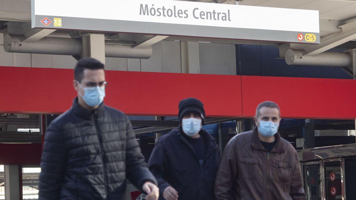 Madrid baja a 5.326 casos y 58 muertos por Covid mientras los hospitalizados descienden