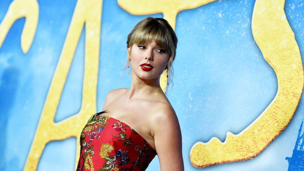 Taylor Swift tiene una debilidad: los gatos la enamoran