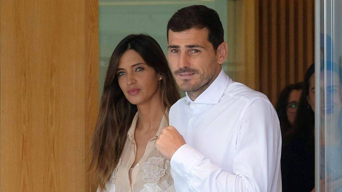 Iker Casillas y Sara Carbonero viven juntos ajenos a los rumores