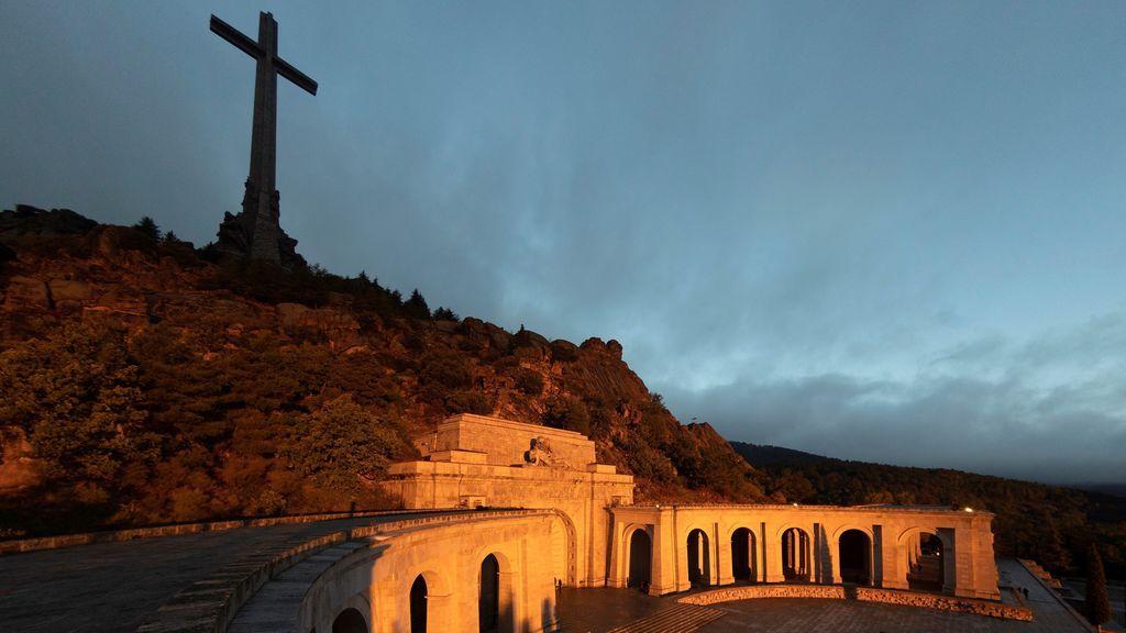Denuncian la posible ocupación ilegal del Valle de los Caídos por parte de los monjes