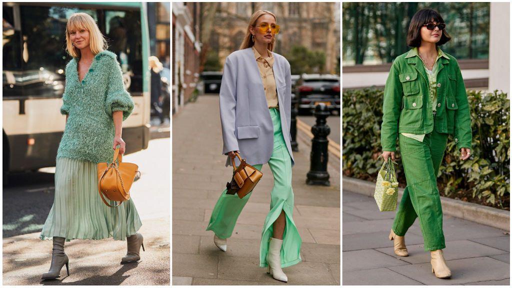 El verde caqui es el color de la temporada: qué prendas serán un must para este invierno y no podrán faltar en tu armario.